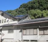 M様邸 太陽光パネル設置工事