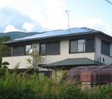 S様邸 太陽光パネル設置工事