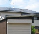 T様邸 太陽光パネル設置工事