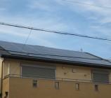 K様邸 太陽光パネル設置工事