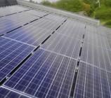 F様邸 太陽光発電設置工事