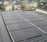 H様邸 太陽光パネル設置工事