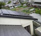 H様邸 太陽光発電工事