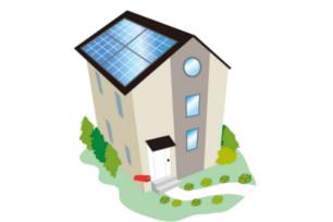 太陽光パネルの設置位置