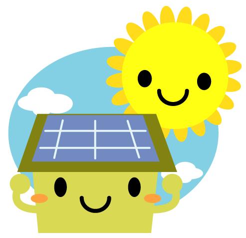 住宅用太陽光パネルの断熱効果