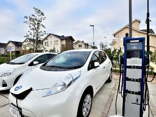 電動自動車と燃料電池車